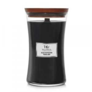 WoodWick Geurkaars Black Peppercorn Large