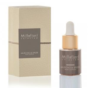 Millefiori Milano Selected Geurolie Muschio & Spezie