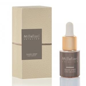 Millefiori Milano Selected Geurolie Silver Spirit