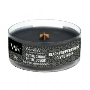 Woodwick Geurkaars Black Peppercorn Petite