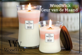 WoodWick Geur van de Maand juli 2021