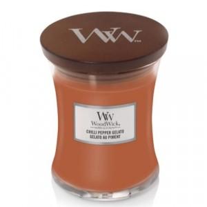WoodWick Geurkaars Chilli Pepper Gelato Medium